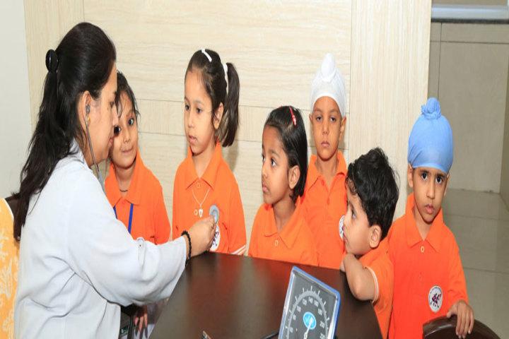 Manav Mangal Smart World-Medical Check Up