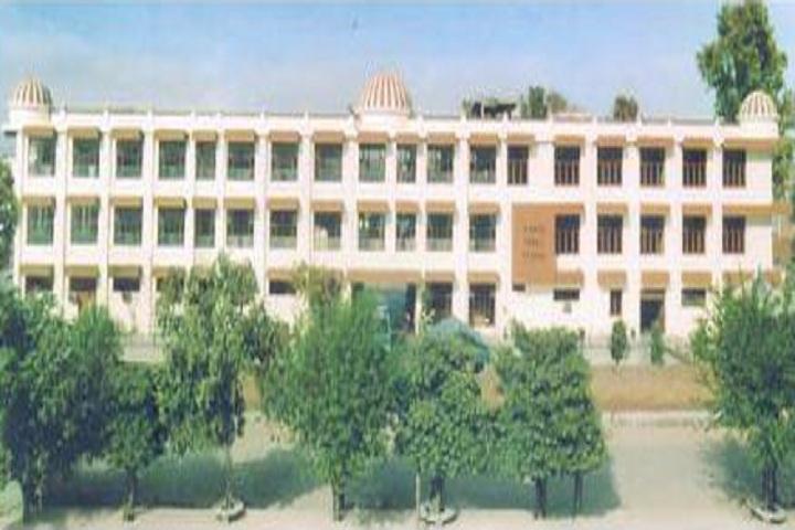 Manav Public School Amritsar-Campus View