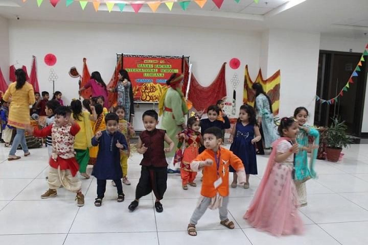 Manav Rachna International school-Dance Performance