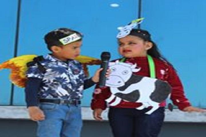 Manav Rachna International school-Drama