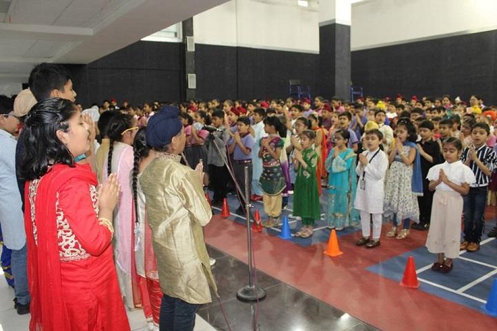 Manav Rachna International school-Events