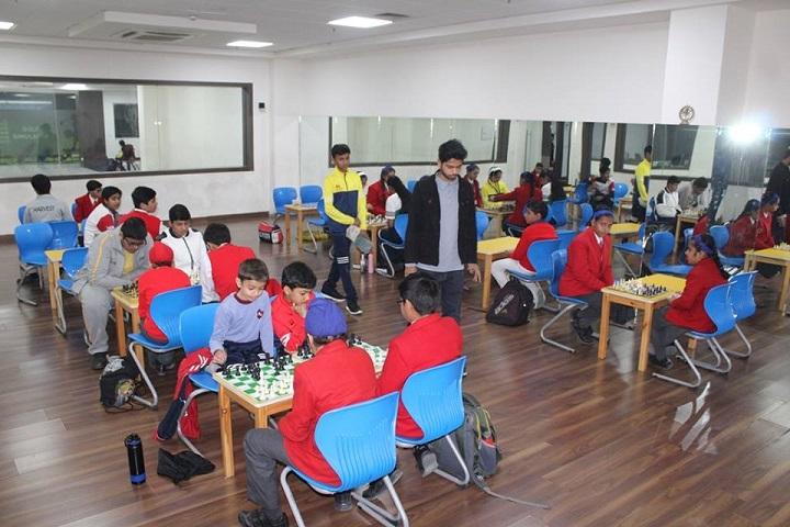 Manav Rachna International school-Indoor Games