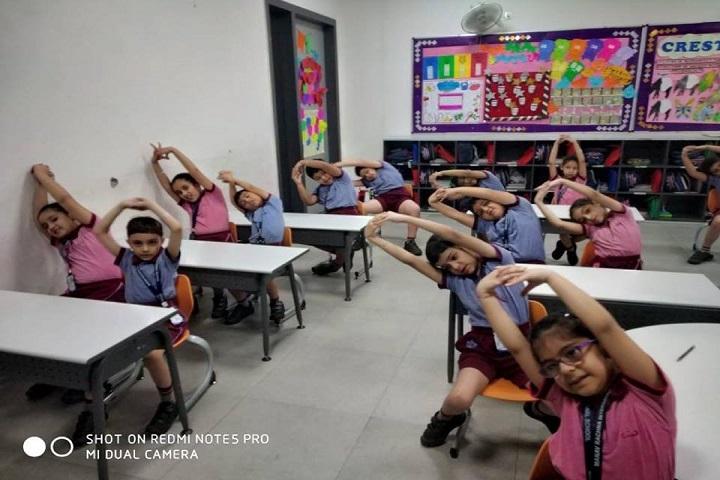 Manav Rachna International school-Kids class