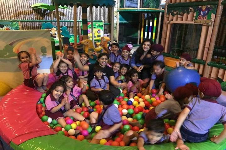 Manav Rachna International school-Kindergarten