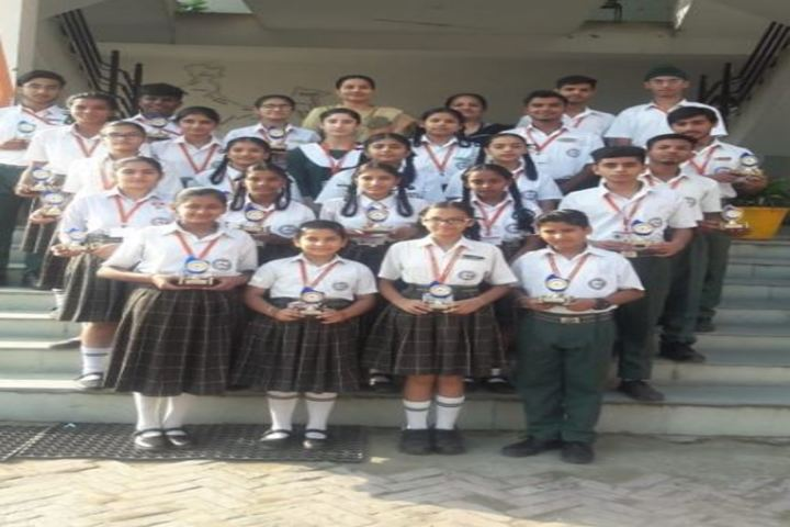 Manav Sehyog School-Awards