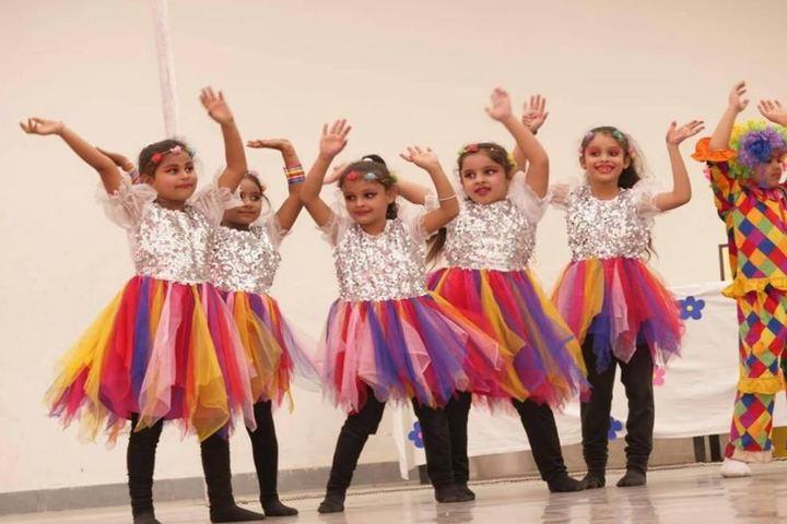 Manav Sehyog School-Dance