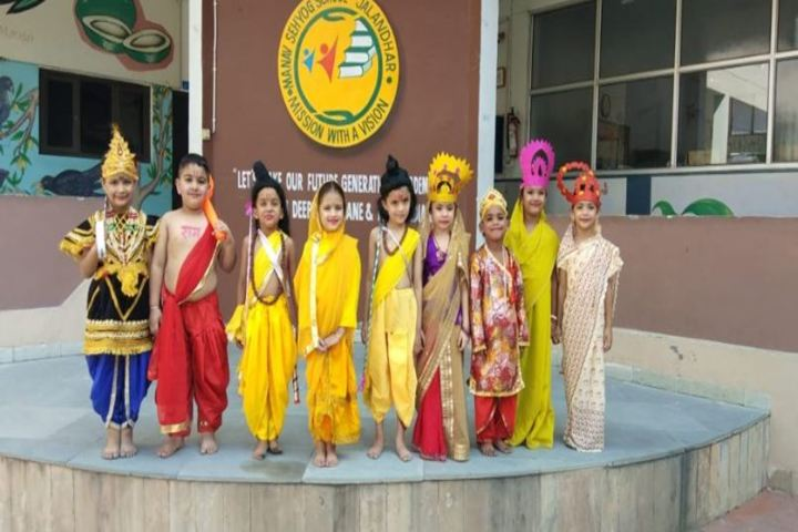 Manav Sehyog School-Fancy Dress