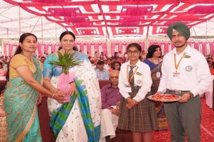Manav Sehyog School-Invitation