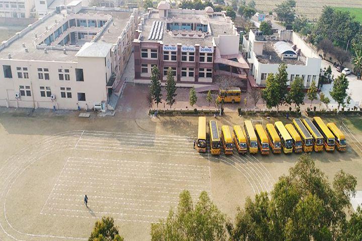 Manav Sehyog School-Play Ground