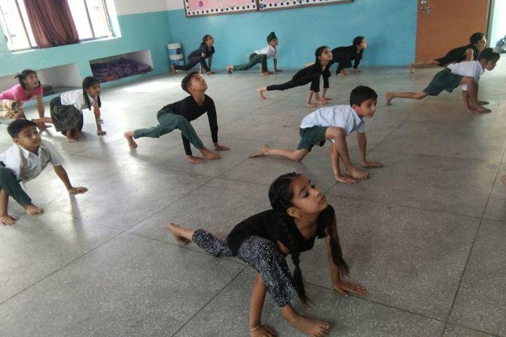 Manav Sehyog School-Yoga