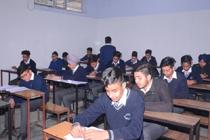 Manu Vatika Day Boarding School-Classroom