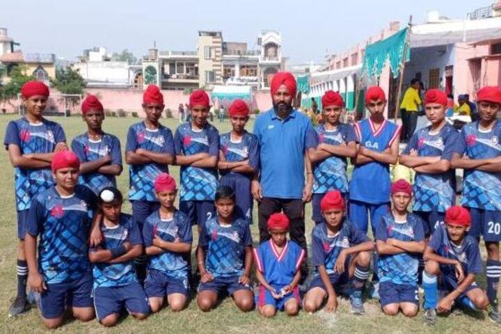 Marigold Public School-Sports Day