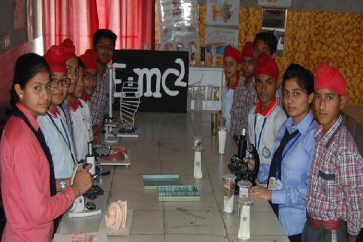 Marigold Public School-Lab