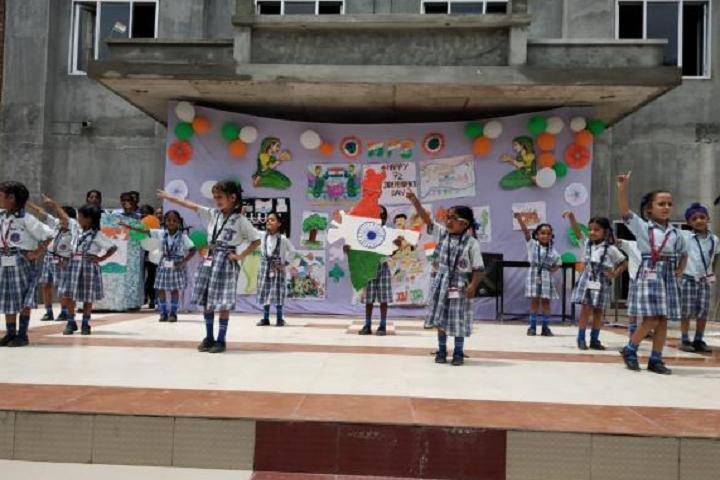 Marigold Public School-Republic day