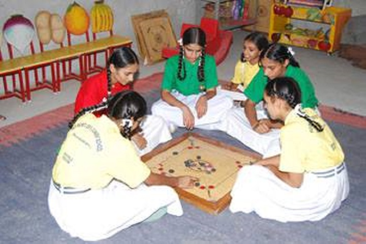 Mata Bainti Devi Convent School-Indoor games