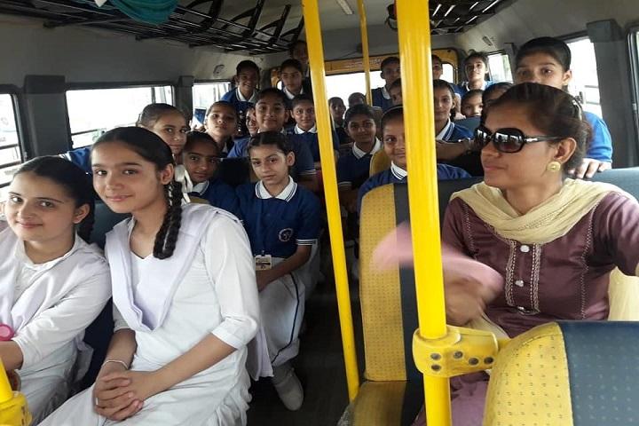 Mata Gujri Convent School-Tour