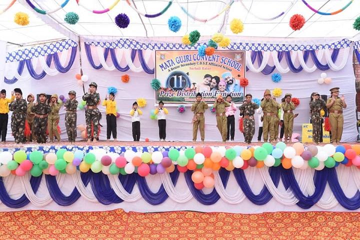 Mata Gujri Convent School-kids Dance performance