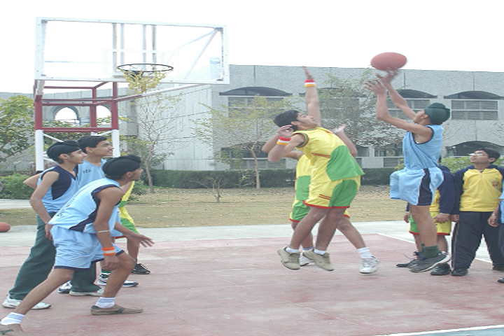 Mata Gujri Public School-Sports