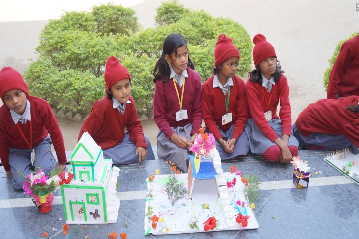 Jai Hind Public School-Art Making