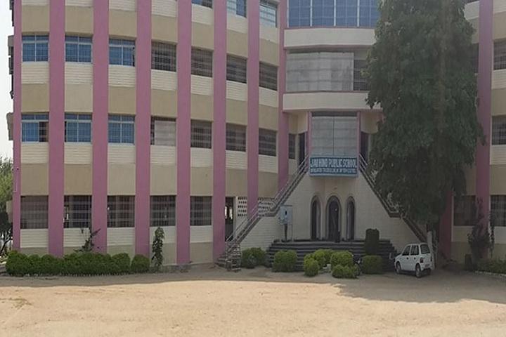 Jai Hind Public School-Campus View