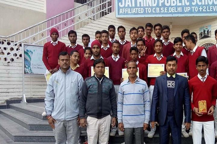 Jai Hind Public School-Group Photo