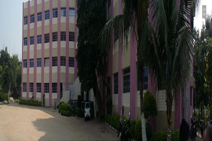 Jai Hind Public School-School Building