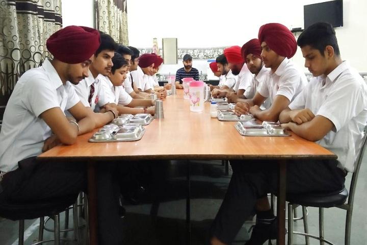 Mata Gujri Senior Secondary School-Cafeteria