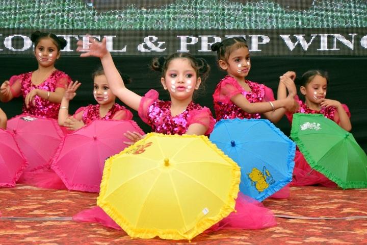 Mata Gujri Senior Secondary School-Events dance