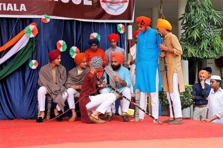 Mata Gujri Senior Secondary School-Events