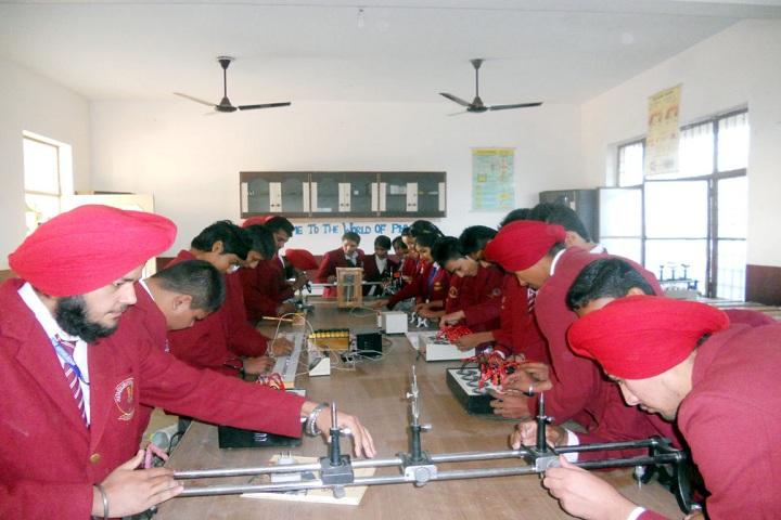 Mata Gujri Senior Secondary School-Physics Laboratory