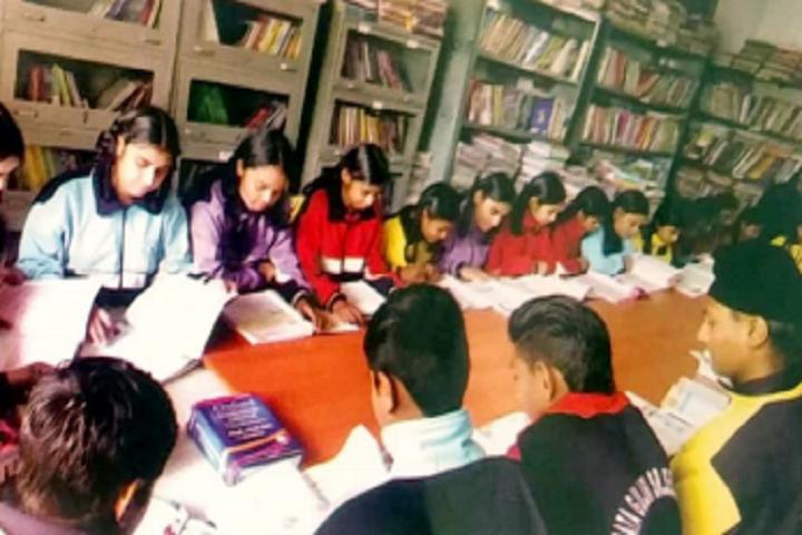 Mata Gujri Senior Secondary School-Library