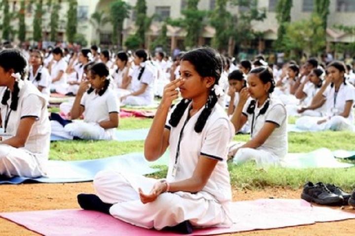 Mata Gujri Senior Secondary School-Yoga