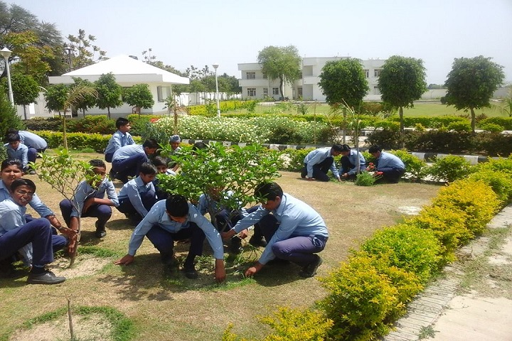 Mata Jashwant Kaur Memorial School-Green Day