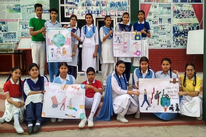 Mata Sahib Kaur Public School-Social Activities