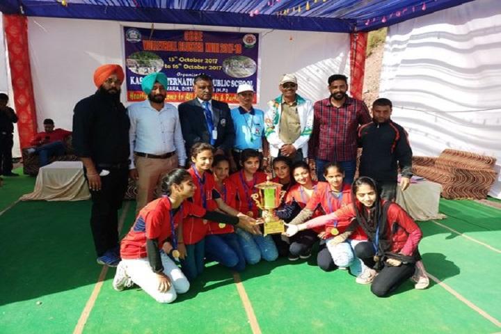 Mata Sahib Kaur Public School-Sports meet