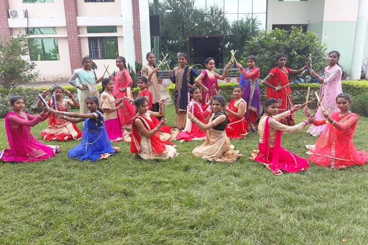 Jajba World School-Festival Celebration