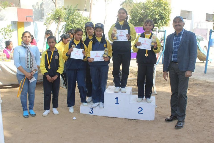Maxim Merry School-Sports Champions