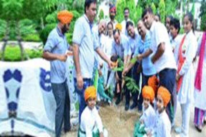 Meera Public School-Plantation