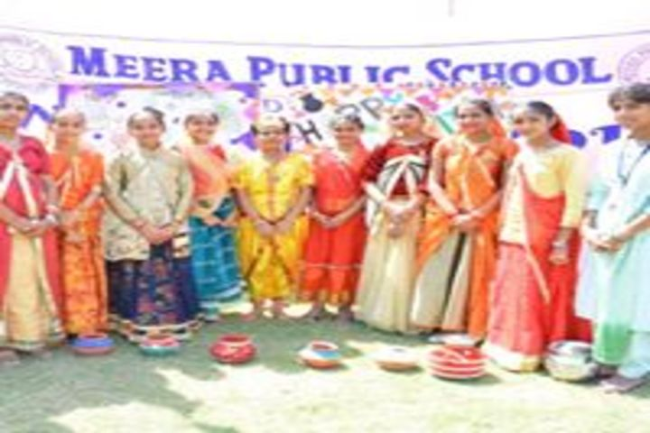 Meera Public School-Festival Celebrations