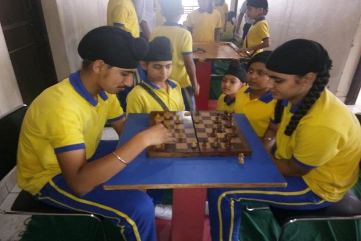 Merry Land International Public School-Indoor Games
