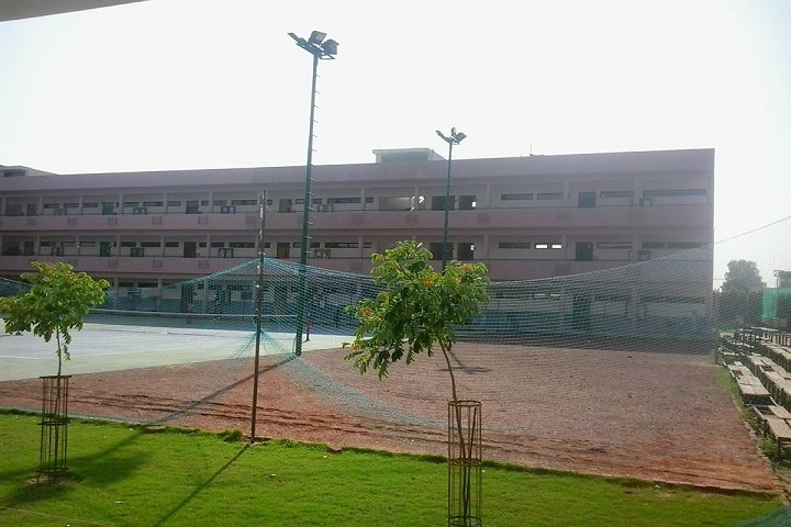 MGN Public School-Play Area