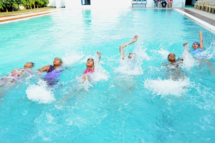 Montgomery Guru Nanak Public School-Swimming Pool