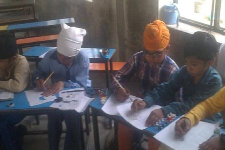 Miri Piri Khalsa Academy-Painiting