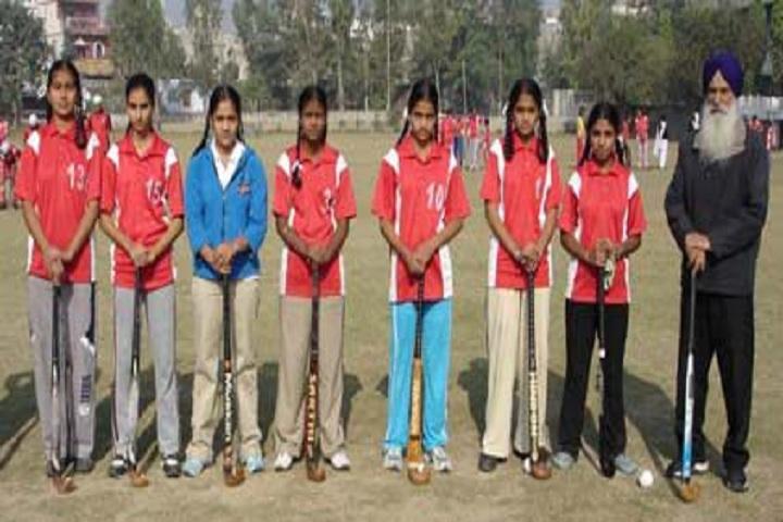 Modern High School-Sports Team