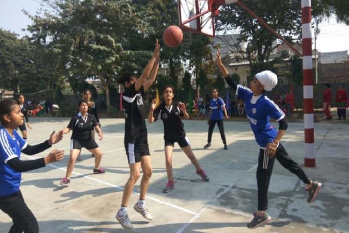Modern High School-Sports