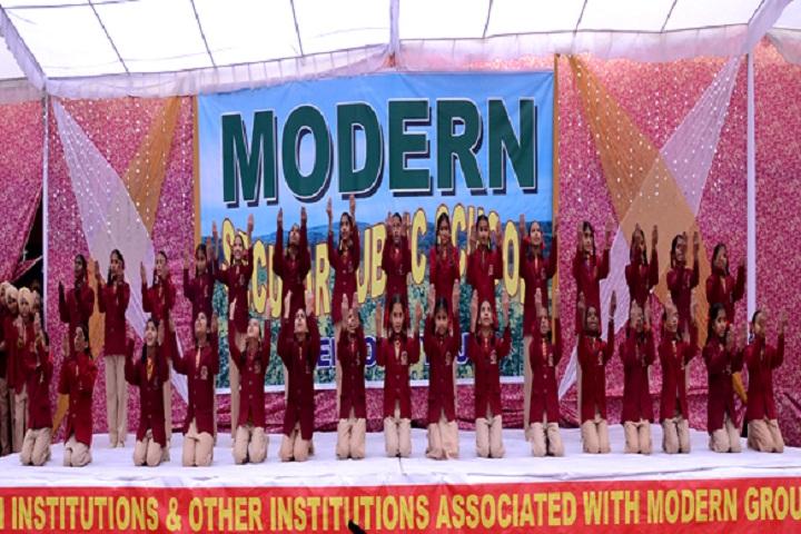 Modern Secular Public School-Others programme
