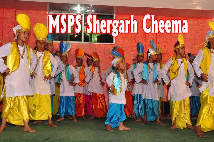 Modern Secular Public School-Annual day