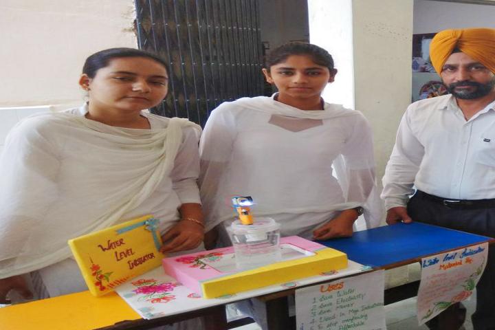 Modern Secular Public School-Science Exhibition