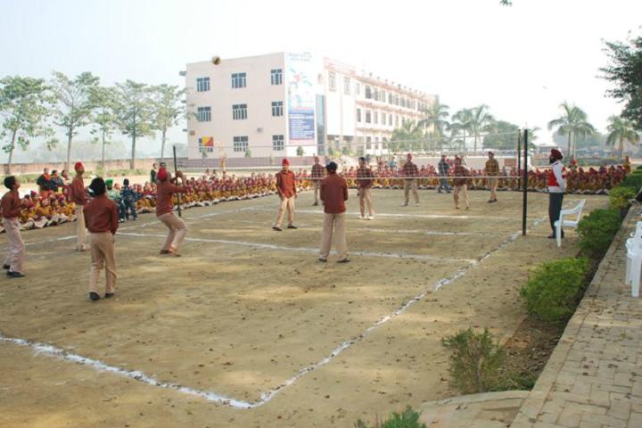 Modern Secular Public School-Sports Day