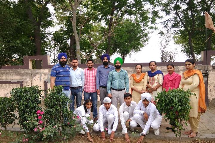 Modern Secular Public School-green Day